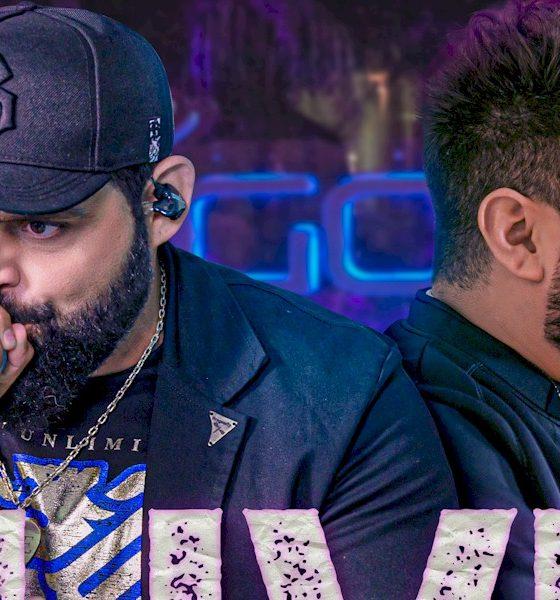 Diego e Arnaldo lançam EP com covers de Bruno & Marrone e Rick & Renner