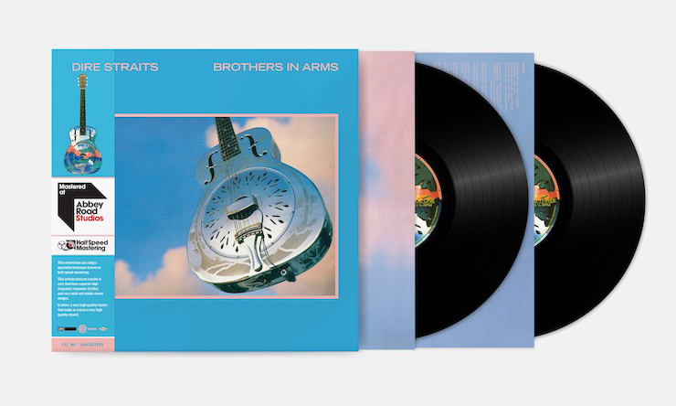 "Dire Straits: álbum clássico ""Brothers In Arms"" ganhará nova versão em vinil"