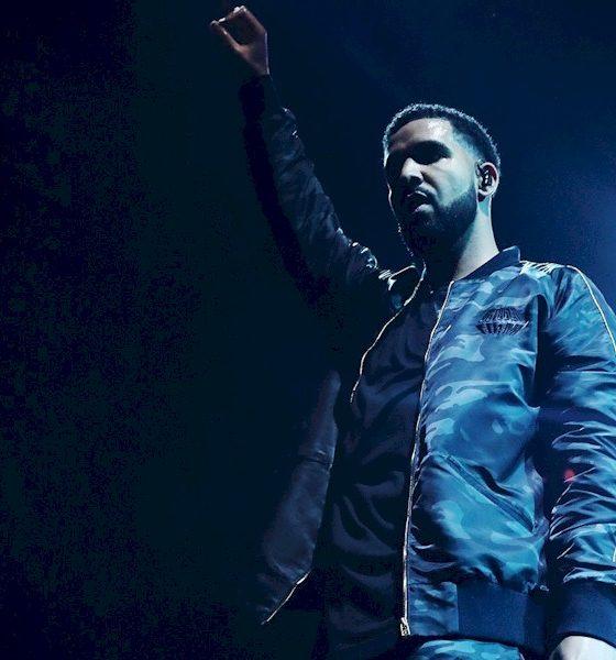 Drake se torna o primeiro artista a ultrapassar 50 bilhões de streams no Spotify