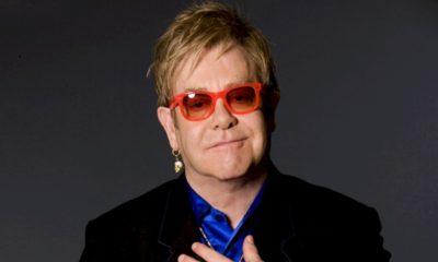 """Elton John disponibiliza o lyric video de """"Baby I Miss You"""", gravado em 1968"""