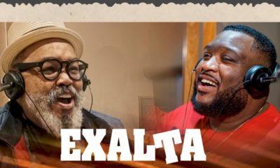 """Exalta lança parceria com Jorge Aragão em """"Retrato Cantado de Um Amor"""""""