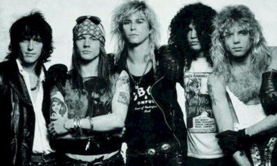 """Guns N' Roses: ouça o primeiro áudio do clássico """"Sweet Child O' Mine"""""""
