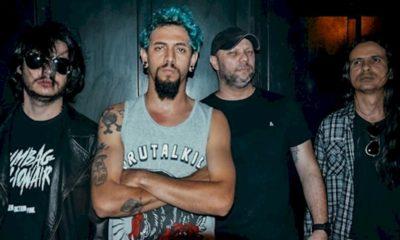 Banda brasileira de rock Insanidade se destaca nas rádios norte-americanas