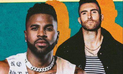 "Jason Derulo se une a Adam Levine do Maroon 5 no single ""Lifestyle"""