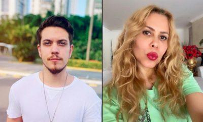 Filho de Joelma vai morar com Ximbinha e cantora corta relação, reporta jornal