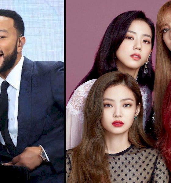 John Legend: esposa do músico deseja uma parceria com o grupo BLACKPINK