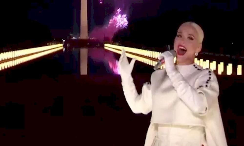 Katy Perry: noivo da cantora elogia sua performance na posse de Joe Biden