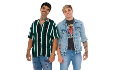 Dupla Lucca e Mateus assinam contrato com a Sony Music