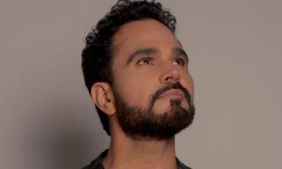 """Luciano Camargo anuncia """"Haja Luz"""", canção que compõe seu projeto gospel """"A Ti Entrego"""""""