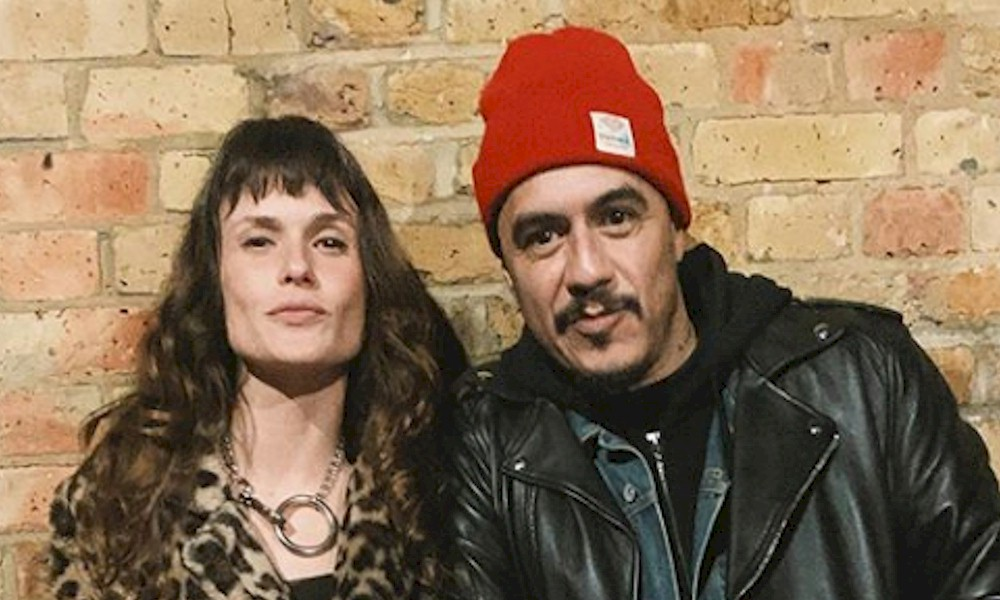 Marcelo D2 e sua esposa, Luiza Machado, estão com coronavírus