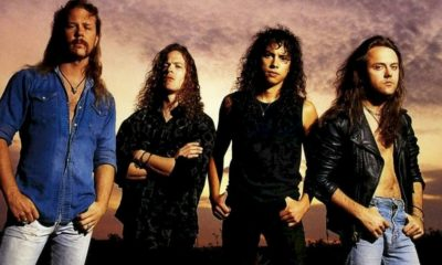 """Metallica: produtor vende todos os seus direitos do """"Black Album"""" de 1991"""