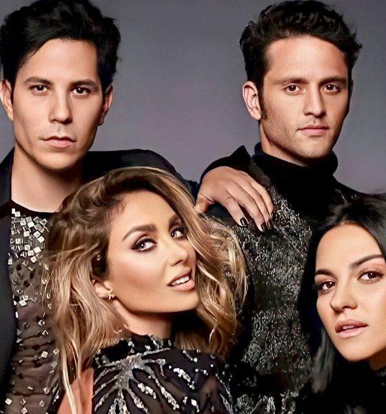 RBD figura na parada mexicana da Billboard