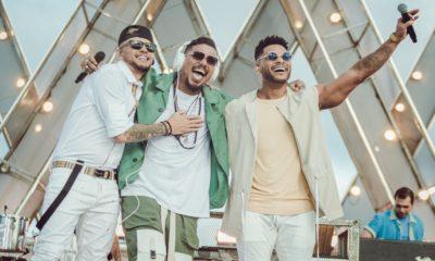 "Sorriso Maroto, Parangolé e MC WM se juntam na animada ""Fogo na Gasolina"""