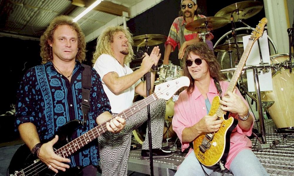 Baixista Michael Anthony revela que não fez as pazes com Eddie Van Halen