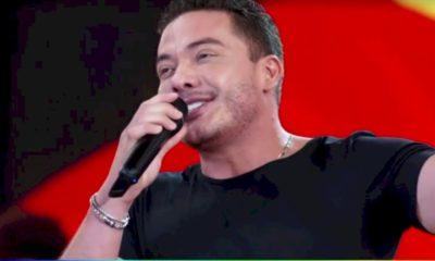Wesley Safadão é criticado por fãs após apresentação na Globo
