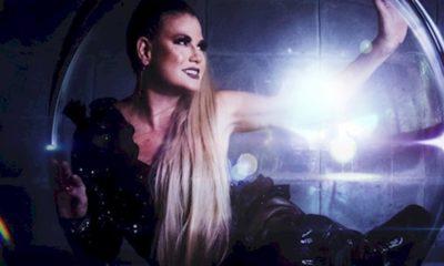 """Gisele Abramoff lança o pop dançante e retrô de """"Lockdown"""""""