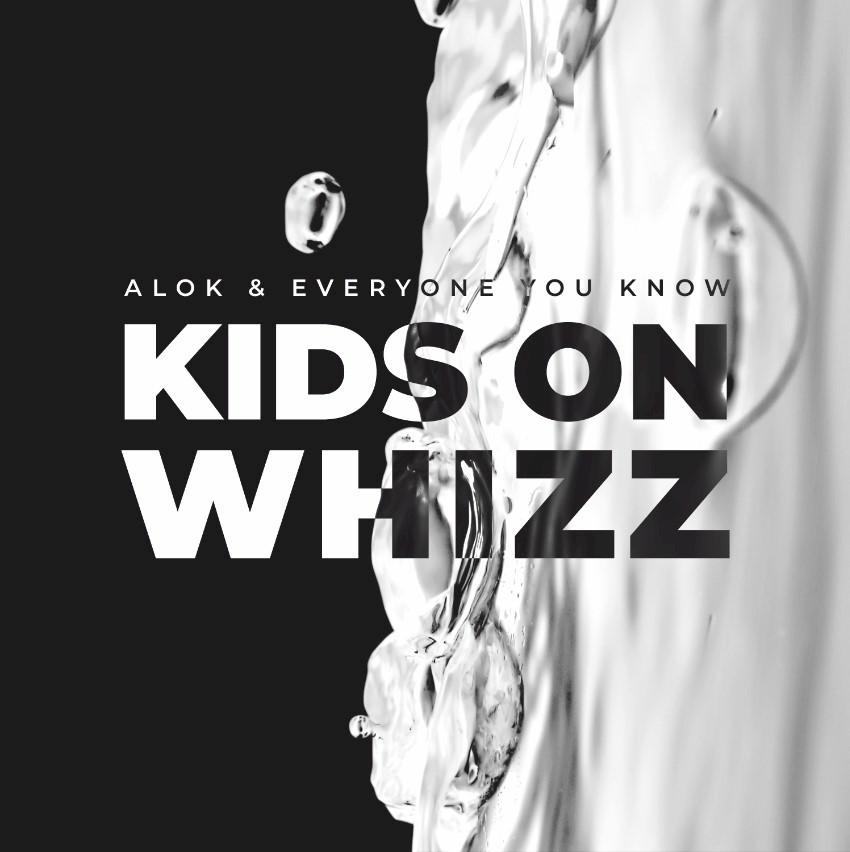 "Alok e Everyone You Know (EYK) se unem para lançar ""Kids on Whizz"""