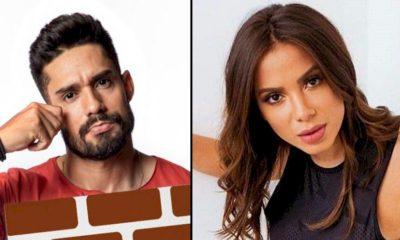 """Arcrebiano, ex-BBB21, sobre Anitta: """"Estamos conversando"""""""