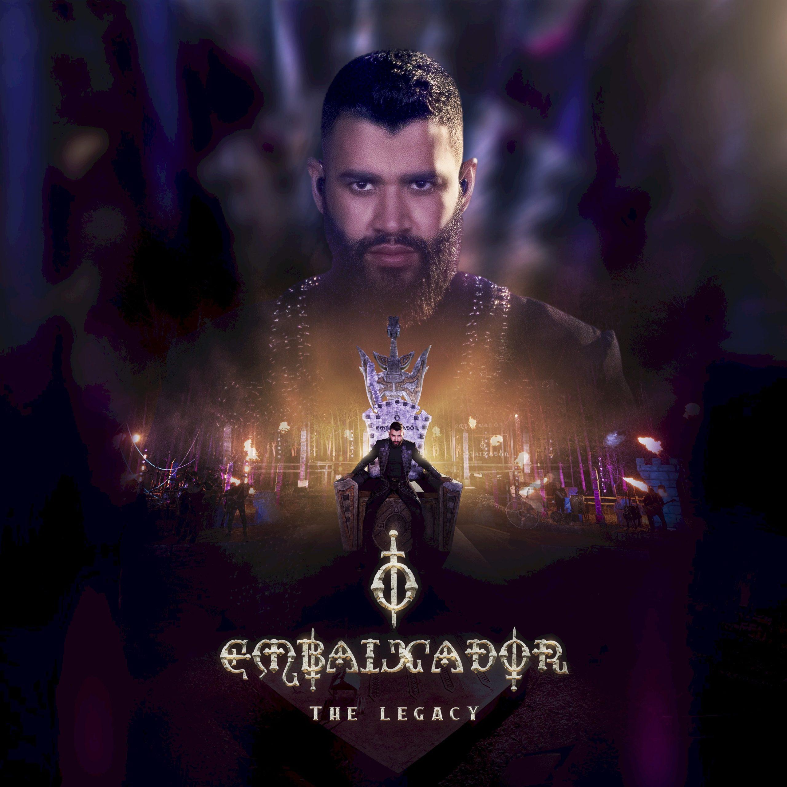 """Gusttavo Lima lança oficialmente o álbum """"O Embaixador The Legacy"""""""