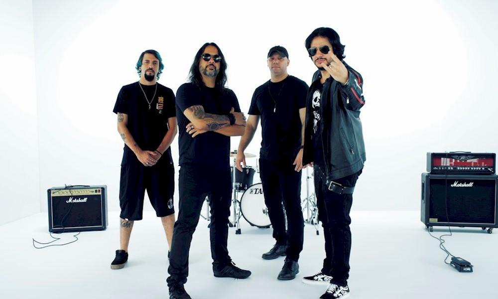 """Banda Insanidade lança clipe oficial de """"Destroy Rock n Roll"""""""