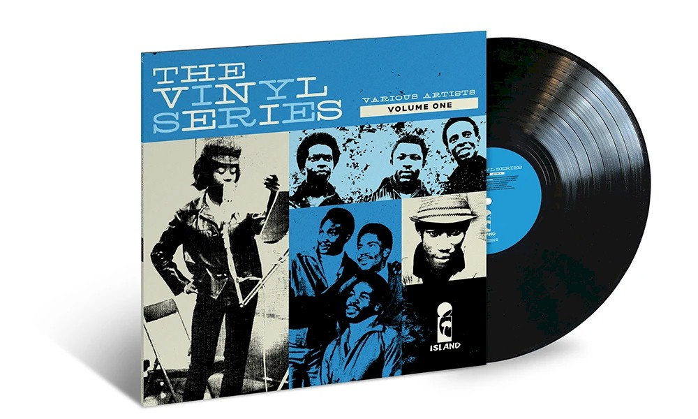 "Island Records lança o primeiro volume da coletânea ""The Vinyl Series"""