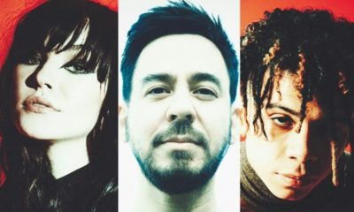 "Mike Shinoda, do Linkin Park, lança ""Happy Endings"" com Iann Dior & Upsahl"