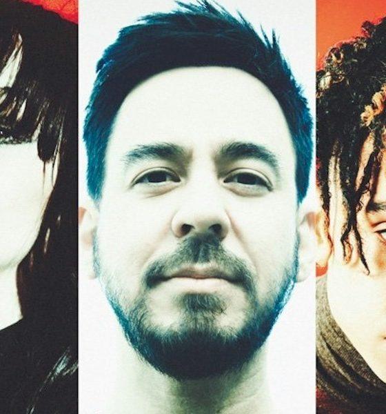 """Mike Shinoda, do Linkin Park, lança """"Happy Endings"""" com Iann Dior & Upsahl"""