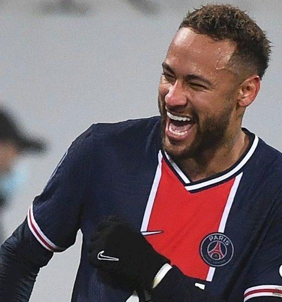 BBB21: Neymar solta fogos para comemorar eliminação de Karol Conká
