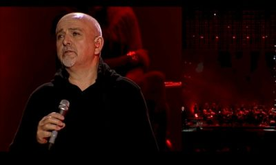 "Assista Peter Gabriel e convidados no remake do clássico ""Biko"""