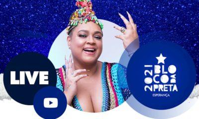 """Carnaval: Preta Gil apresentará a live """"Bloco do Preta"""" no YouTube"""