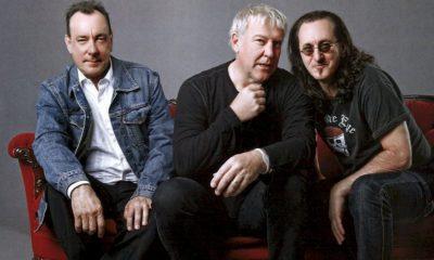 """Geddy Lee sobre músicas inéditas do Rush: """"Não há nada!"""""""