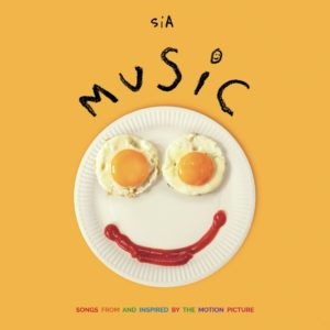 """Sia lança o aguardado álbum """"Music: Songs From and Inspired by The Motion Picture"""""""