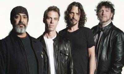 Viúva de Chris Cornell processa músicos do Soundgarden