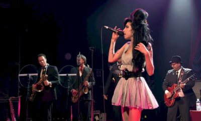 "Amy Winehouse: álbum ao vivo ""I Told You I Was Trouble: Live in London"" chega às plataformas digitais"
