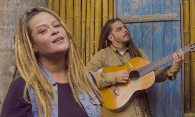 """Cidade Verde Sounds anuncia single e clipe de """"O Que É Perfeito Fica"""" com Tati Portella"""