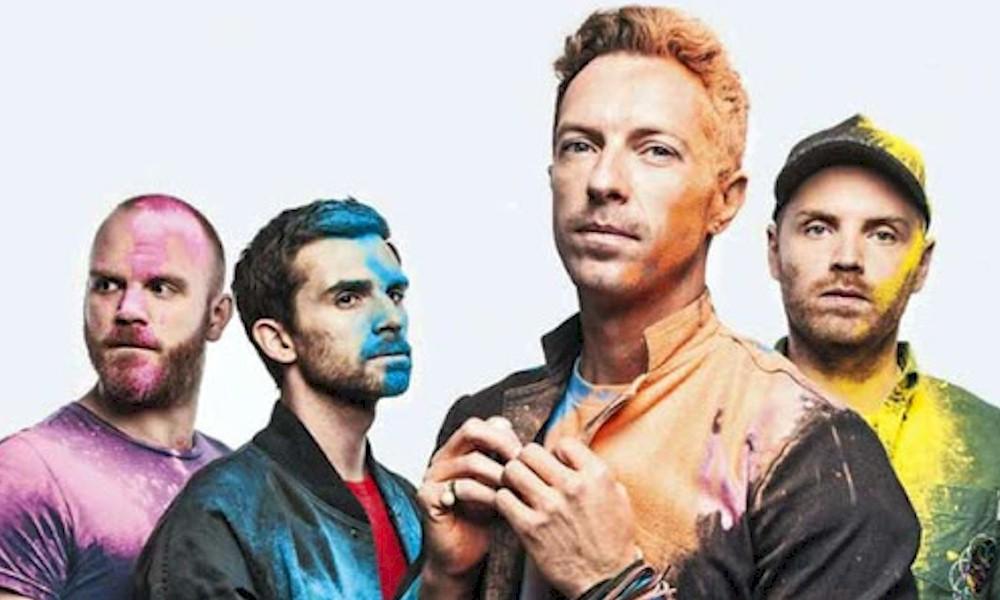 Coldplay Tour 2021 Deutschland