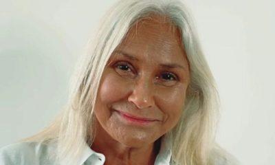 Fafá de Belém pede desculpas aos fãs pelos seus cabelos brancos