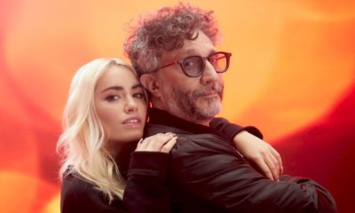 """Fito Paez e Lali se juntam no novo clipe """"Gente en la Calle"""""""