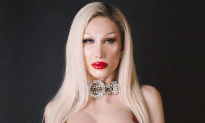 """Halessia anuncia estreia na carreira musical com """"Supermodel"""""""