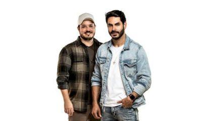 """""""Batom de Cereja"""" de Israel e Rodolffo é a música mais ouvida nas plataformas digitais"""