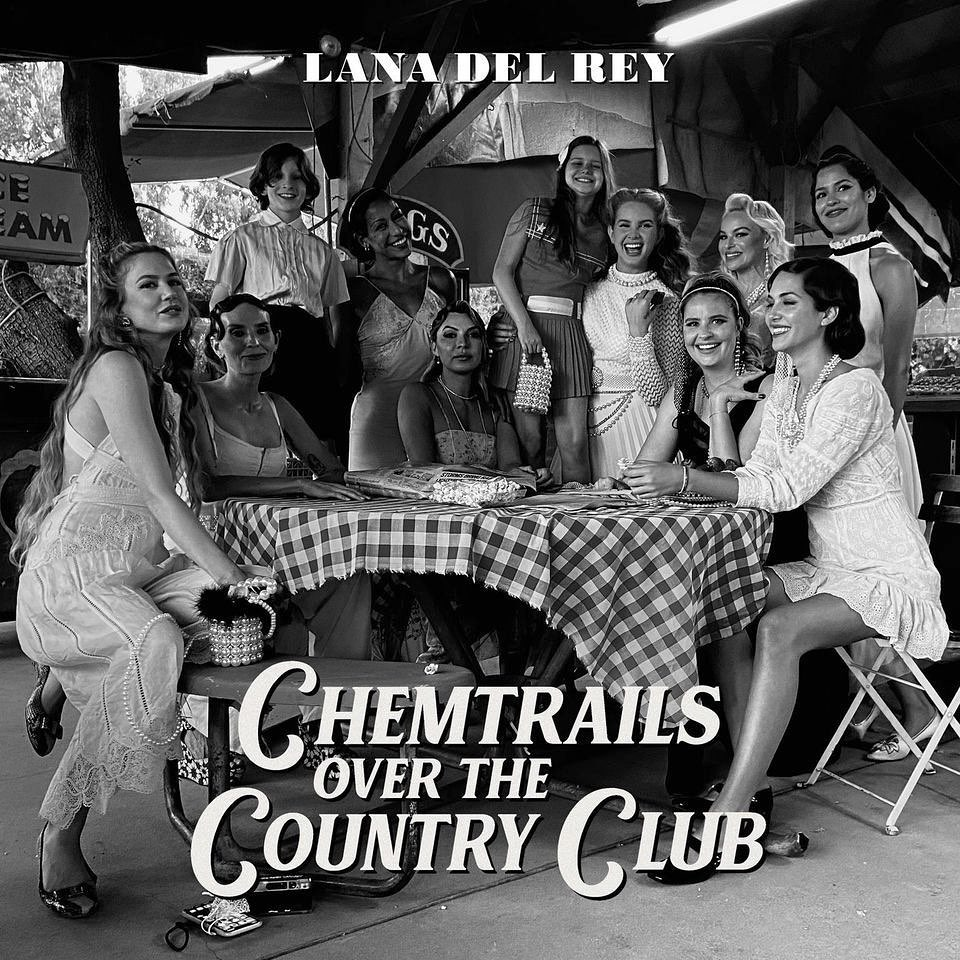 "Lana Del Rey: ouça o álbum ""Chemtrails Over The Country Club"""