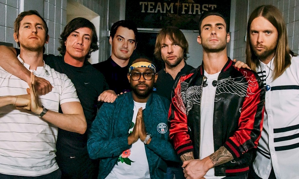 "Maroon 5 lança o novo single ""Beautiful Mistakes"" com Megan Thee Stallion"