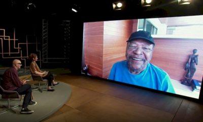 Martinho da Vila revisita sua carreira em entrevista à TV Cultura