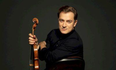 Renaud Capuçon interpreta concerto para violino de Elgar