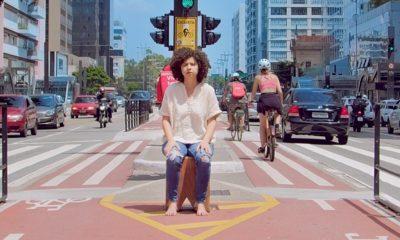 """Roberta Campos: assista ao novo clipe """"Sentinela"""" gravado em São Paulo"""