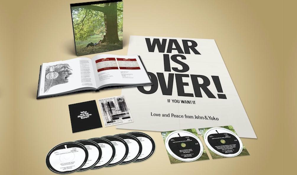 Coletânea sobre a obra de John Lennon e a Plastic Ono Band chega em abril