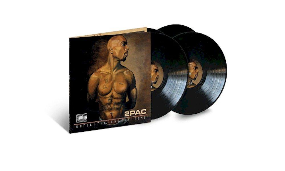 "2Pac: álbum ""Until The End Of Time"" ganha versão em vinil"