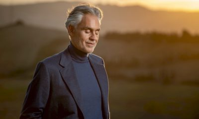 "Andrea Bocelli: ouça a versão deluxe do álbum ""Believe"""