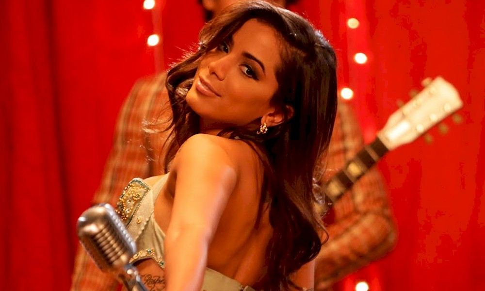 """Anitta divulga a capa de seu novo single """"Girl From Rio"""""""