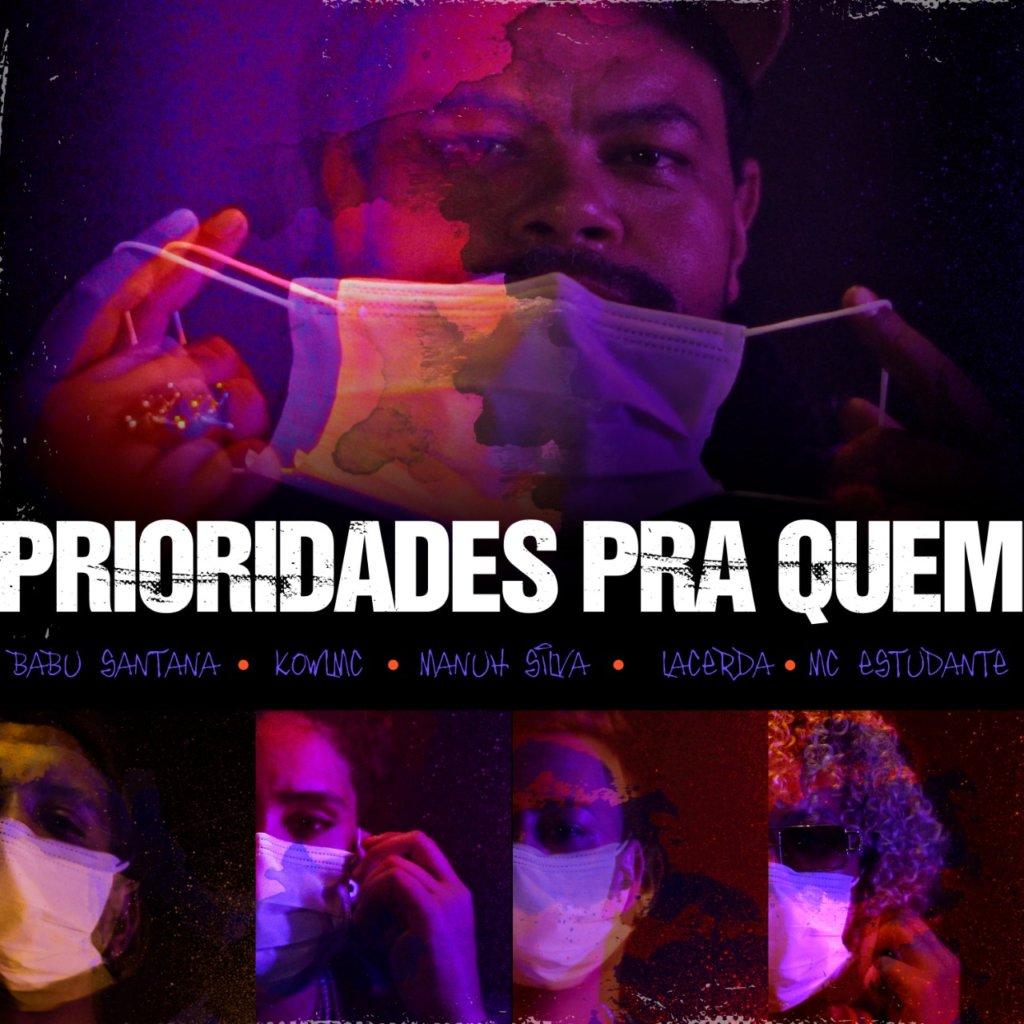 Babu Santana lança seu próprio selo musical